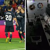 Valladolid-Real Madrid : l'arbitre fait appel au VAR mais personne ne lui répond