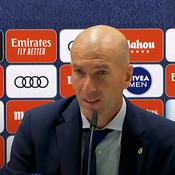 Zidane : «C'est une émotion incroyable de gagner la Liga»