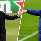 Zidane contre Koeman, clasico avec vue sur le titre