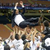 Zidane entraîneur du Real Madrid : les 10 dates marquantes