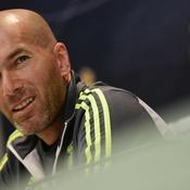 Zidane: «Le plus beau match du monde, c'est le Clasico»