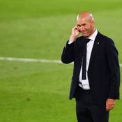 Zidane, tourné vers Manchester City