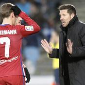 Pour Simeone, Griezmann «était le meilleur joueur du monde» cette saison