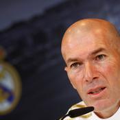 Zidane licencié du Real Madrid ? Sa réponse en conférence de presse