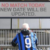 Coronavirus: l'affiche Juve-Inter et 4 matches reportés