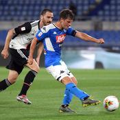 Naples s'offre une Coupe aux dépens de la Juve