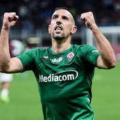Crochet dévastateur, frappe imparable : Ribéry fait le show à Sa Siro