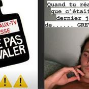 «Journaux-TV-Presse, ne pas avaler» : Rabiot ironise sur sa «grève»