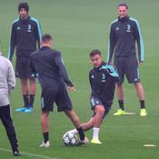 Juventus entraînements