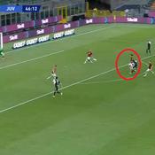 Petit pont, course de 70 mètres: le but somptueux de Rabiot contre l'AC Milan