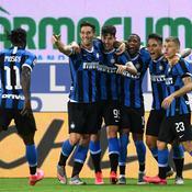 L'Inter renverse Parme et s'accroche au podium