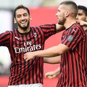L'AC Milan éloigne l'AS Rome de la Ligue des champions
