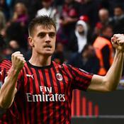 L'AC Milan s'accroche à son rêve de Ligue des champions