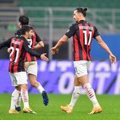 Milan et Ibrahimovic arrachent le nul contre Vérone