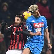 Nul entre Milan et Naples, Quagliarella record