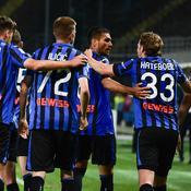Menée 0-2, l'Atalanta renverse la Lazio