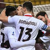 L'AC Milan assure l'essentiel à Benevento
