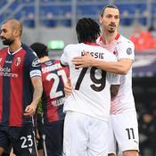 Le Milan AC reprend sa marche en avant
