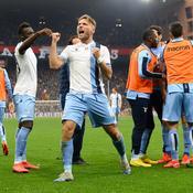 La Lazio ne lâche pas la Juve