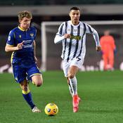 Accrochée à Vérone, la Juventus fait du surplace