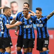 L'Inter se promène contre Brescia