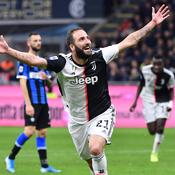 La Juventus prend les commandes aux dépens de l'Inter Milan