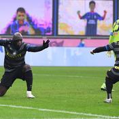 L'Inter Milan qui rit, le Milan AC qui grimace