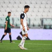 La Juventus frise la correctionnelle contre l'Atalanta