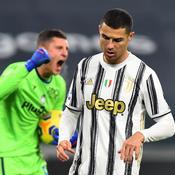Ronaldo en échec, la Juventus stagne