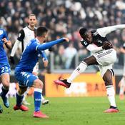 La Juventus Turin maintient le rythme