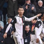 La Juve tranquille et nouveau record pour Cristiano Ronaldo