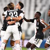 La Juventus sacrée championne d'Italie pour la neuvième fois d'affilée
