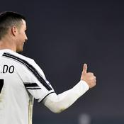 La Juventus brille avec un Ronaldo record