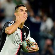 la Juve peut dire «grazie» à Ronaldo
