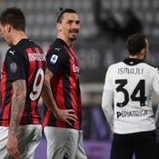Le Milan AC passe complètement au travers face à La Spezia