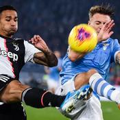 La Juventus Turin a mis un genou à terre