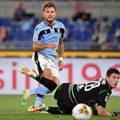 La Lazio Rome assure sa qualification pour la Ligue des Champions