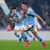La Lazio Rome, nouveau dauphin de la Juventus