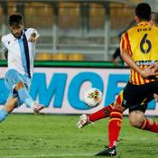 La Lazio de Rome craque à Lecce