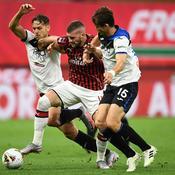 L'Atalanta solide face à l'AC Milan