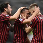 L'AC Milan cartonne Bologne
