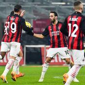 L'AC Milan évite le pire contre Parme