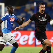 Naples et le Milan AC se neutralisent
