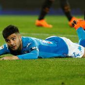 Naples s'écroule face à la Roma et relance la Juventus