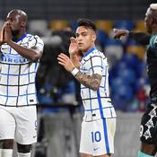 L'Inter sauve les meubles à Naples
