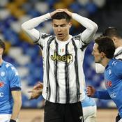 La Juve chute à Naples, le titre se complique