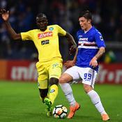 Serie A : Sampdoria-Naples en direct