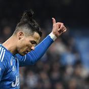 Portée par Ronaldo, la Juve assure l'essentiel face à la Spal