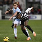 Série stoppée pour la Juventus