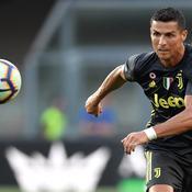La Juve s'impose dans la douleur, Ronaldo muet